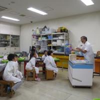 日曜実験室写真