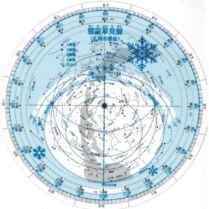 星座早見盤の使い方 | 札幌市青少年科学館
