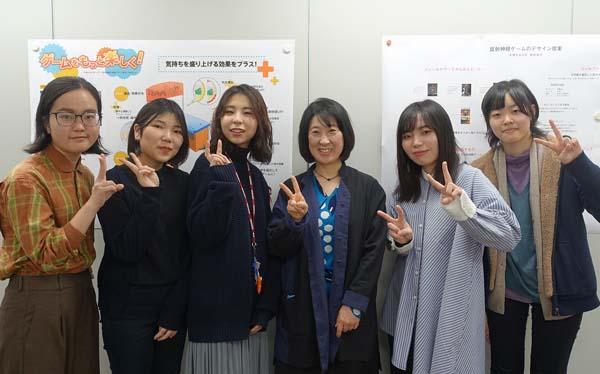 札幌大谷大学の皆さん