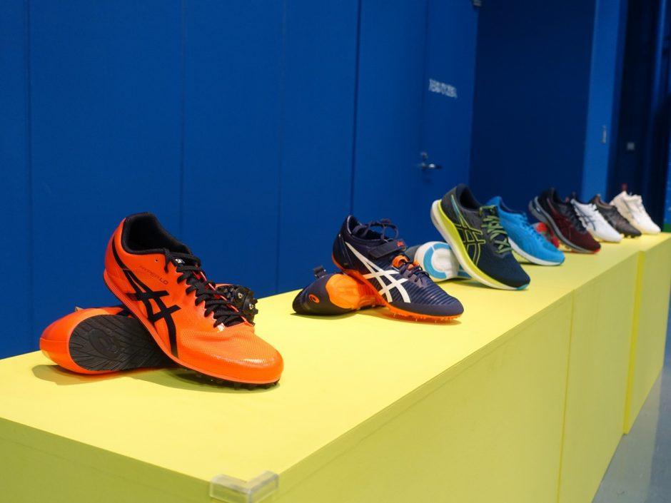 さまざまな靴